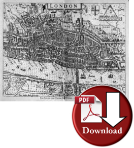 Stow's Survey of London, 1598 (Digital - Download)