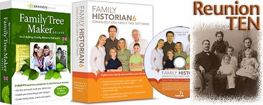 Family Tree Software