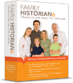 Family Historian 6 Full Box