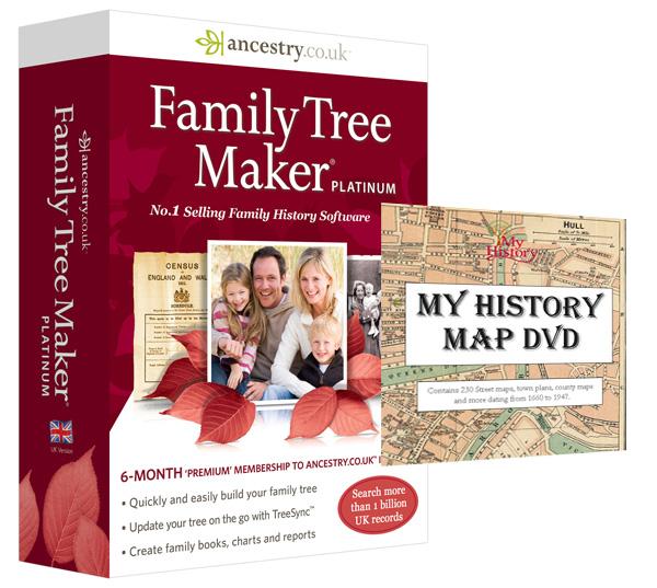 Family Tree Maker 2014 Platinum